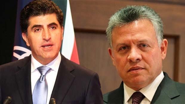 Başbakan Barzani Davos'ta Ürdün Kralı ile görüşecek