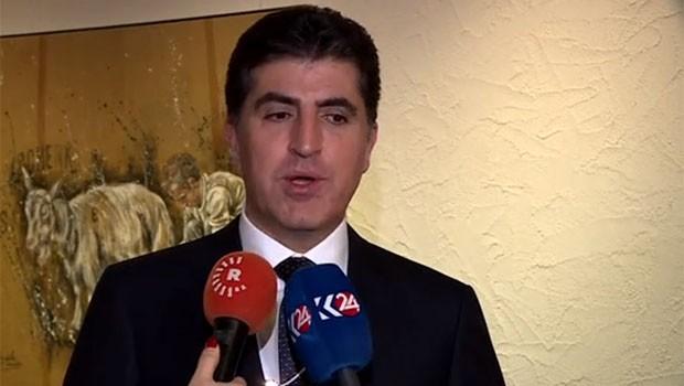 Başbakan Barzani, Davos'taki temaslarını yorumladı