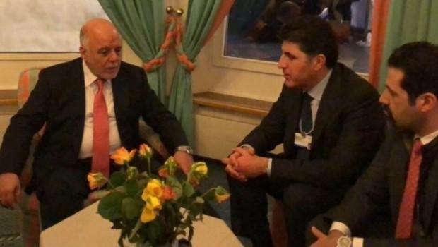 Erbil ile Bağdat arasında Davos'ta yedi dakika krizi