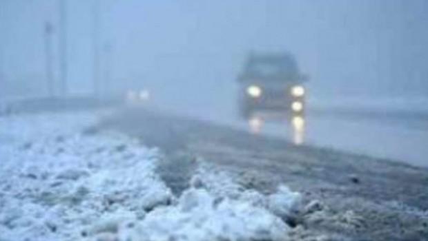 Kürt illeri için buzlanma ve don uyarısı