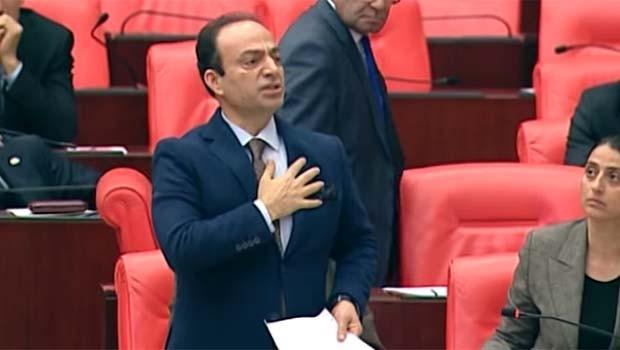 Osman Baydemir'e Afrin soruşturması