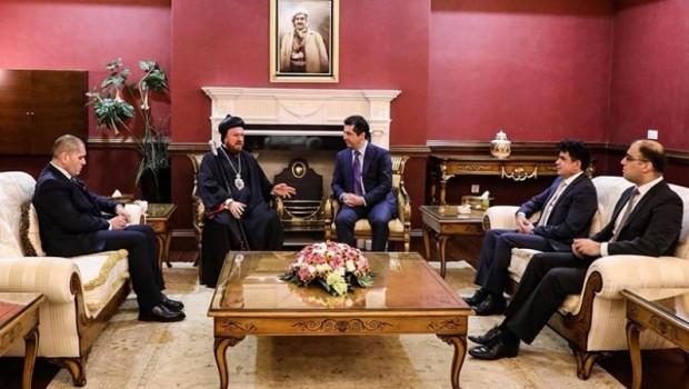 Mesrur Barzani: Kürdistan'da birlikte yaşam kültürünü koruyacağız