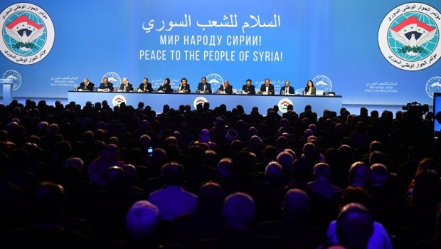 Soçi kongresinin sonuç bildirgesi açıklandı