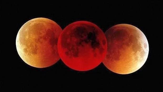 Tarihi gün: Süper Mavi Kanlı Ay bugün görülecek...