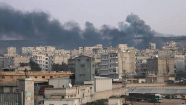 SANA: Afrin'de TSK bombardımanında 2 sivil öldü