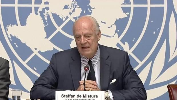 De Mistura: Irak ve Afganistan'dan ders çıkarmalıyız