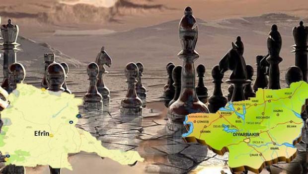 Türkiye, Afrin'i almak değil, Diyarbakır'ı kaybetmekten korkuyor!