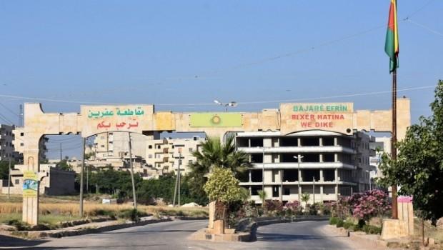 Afrin'den Moskova'ya çağrı: Operasyondan desteğini çek