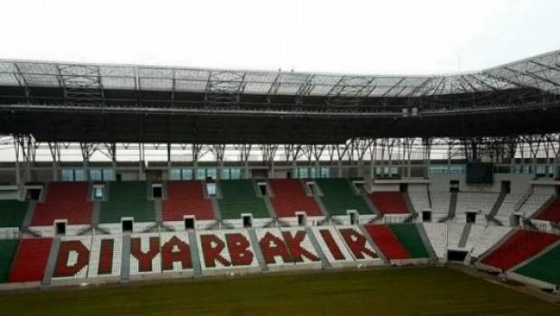 Diyarbakırspor için yapılan stat AmedSpor'a kaldı