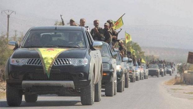 YPG'den Afrin'e 500 kişilik destek gücü