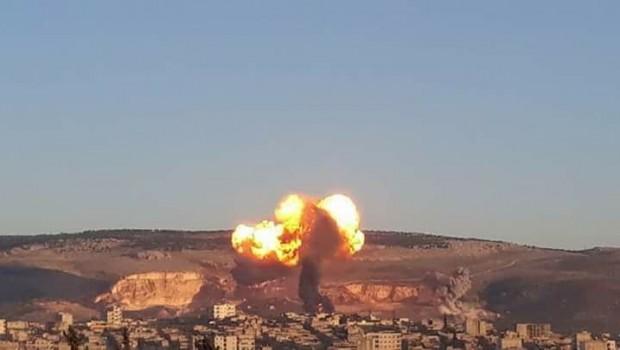 YPG'den kimyasal gaz açıklaması