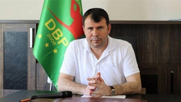 DBP Eş Genel Başkanı Mehmet Arslan tutuklandı