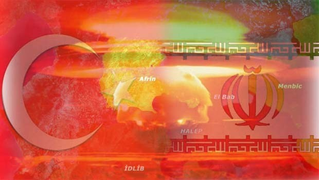 Türkiye'nin Afrin müdahalesine, İran'dan bir tepki daha!