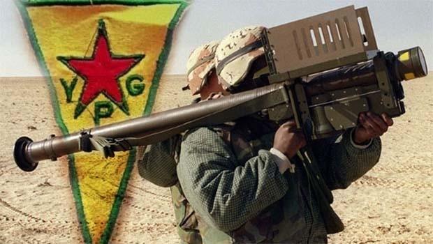 YPG sözcüsü: Tanksavar füzeler Türkiye'den geliyor!