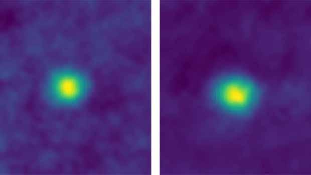 NASA 'en uzaktan çekilen' fotoğrafı paylaştı