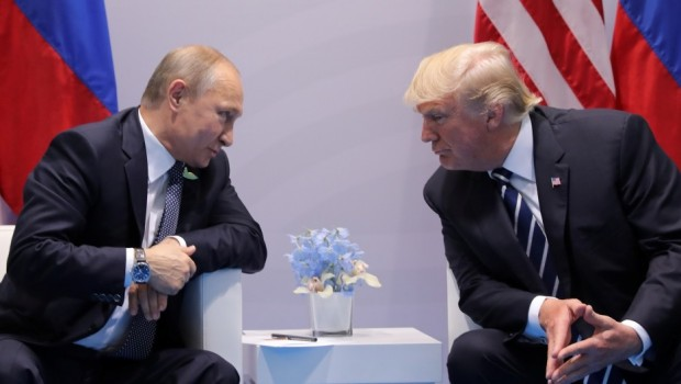 Putin, Trump ile görüştüm