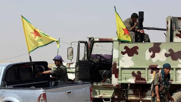 YPG'den Şam'a mesaj: Bizim için sorun olmaz!