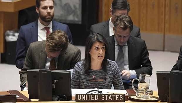 ABD: BMGK'nın İran'a karşı harekete geçme zamanı geldi