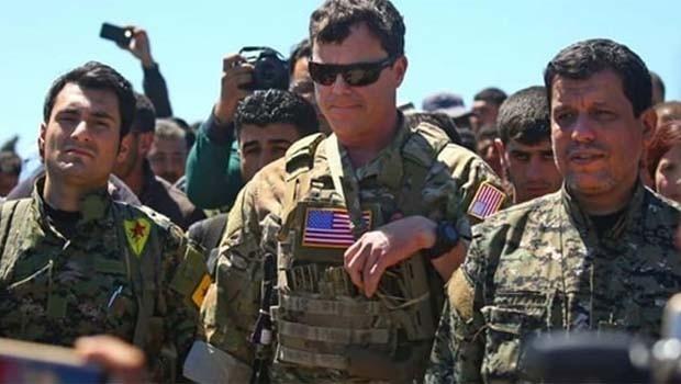Türkiye'den 'YPG'ye istihbaratı ABD verdi' iddiası
