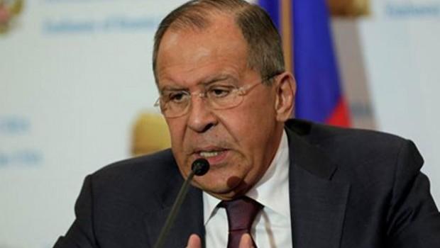 Lavrov: ABD'nin YPG planı değişmedi