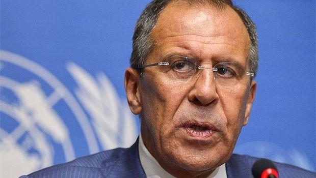 Lavrov: ABD'nin YPG'ye desteği kötü niyetini gösteriyor!