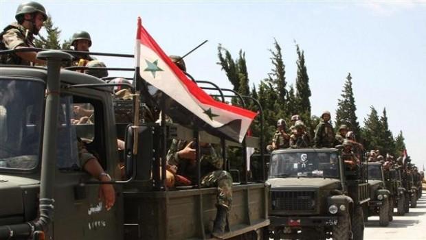 Reuters: Suriye Ordusu Afrin'e girecek