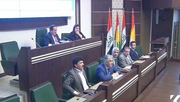 Kürdistan Parlamentosu'ndan Afrin raporu