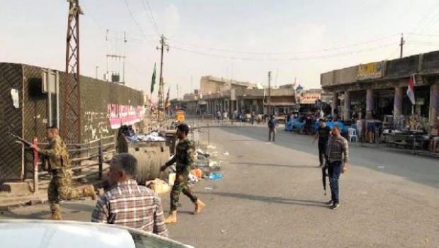 Kerkük'te Haşdi Şabi milislerine saldırı