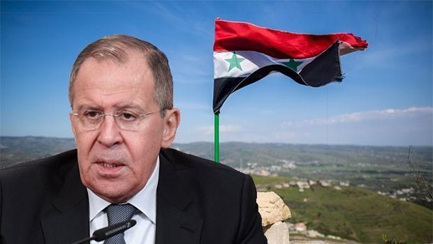 Lavrov: Suriye'de B planı devreye sokuluyor!