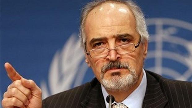 Suriye'den BM'de Afrin çıkışı!