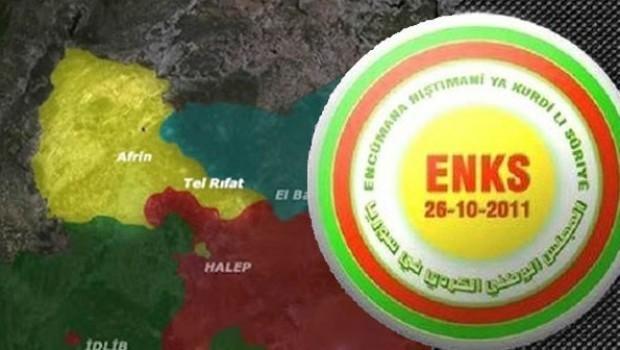 Afrin sonrası ENKS'den SMDK kararı
