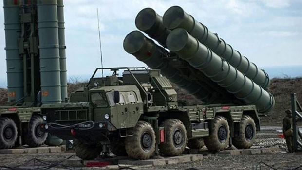 ABD'den Irak'a S-400 uyarısı