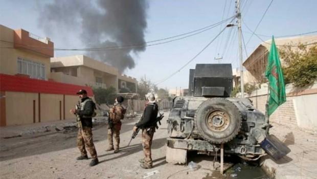 Kerkük'de Haşdi Şabi'ye intihar saldırısı