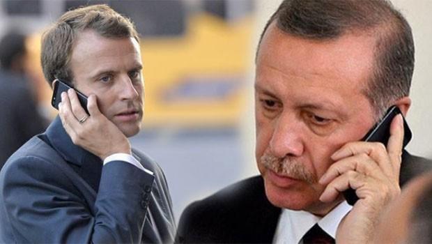 Macron'dan Erdoğan'a: Ateşkes Afrin'i de kapsıyor