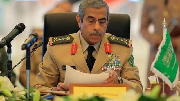 Suudi ordusunda deprem