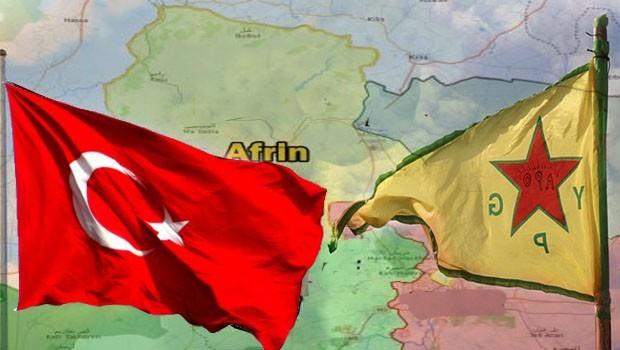 Af Örgütü'nden Türkiye ve YPG'ye suçlama