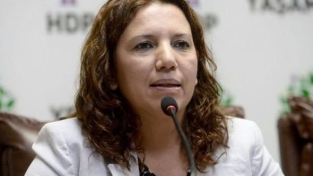 HDP'li Selma Irmak'a verilen 10 yıllık hapis cezası onaylandı