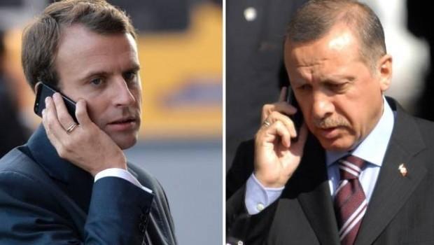 Türkiye'den Fransa'ya Afrin yalanlaması