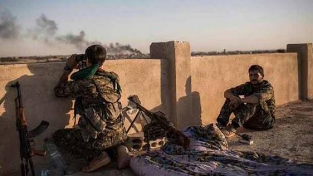 Afrin'de son durum... Yoğun çatışmalar devam ediyor!