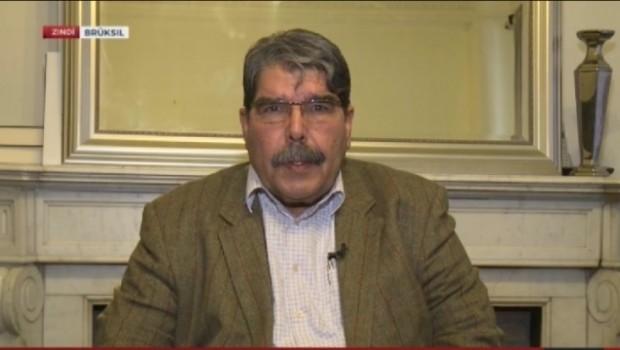 Salih Müslim: Güney Kürdistan üzerine düşeni yaptı