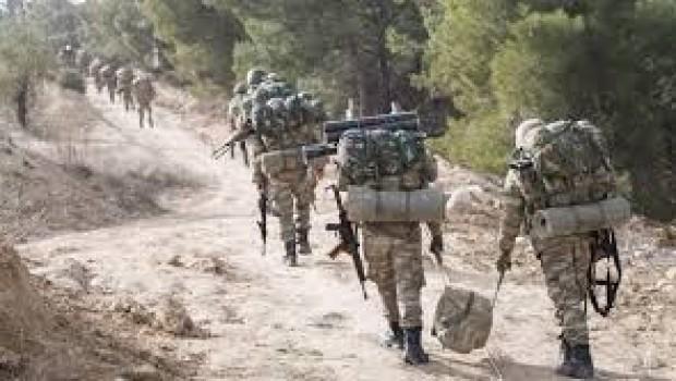 TSK:  Afrin'de 8 asker hayatını kaybetti