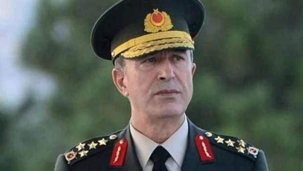 Türkiye Genelkurmayı Başkanı Irak'ta