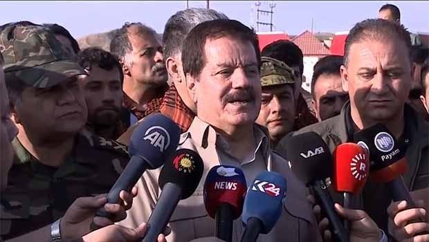 Erbil - Kerkük yolu tek taraflı olarak ulaşıma açıldı