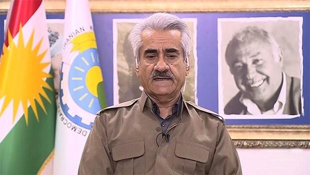 HDK: İran'da büyük değişim bekliyoruz