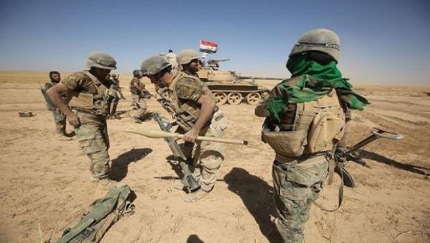IŞİD, Irak güçlerine saldırdı