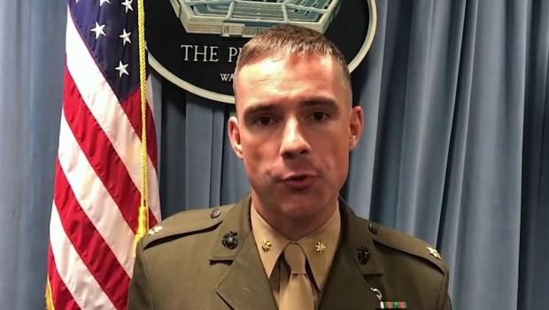 Pentagon Türkiye'ye 'Afrin' uyarılarını yineledi