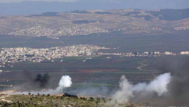 SOHR: Türk jetlerinin saldırısında Esad yanlısı 36 milis öldü