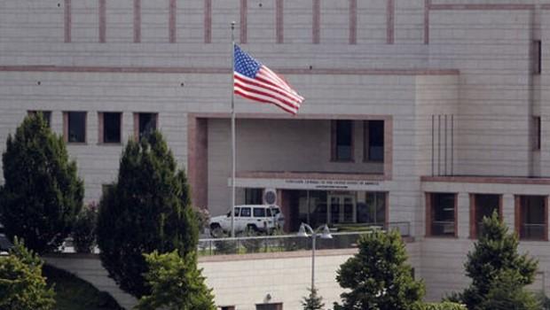 ABD'nin Ankara Büyükelçiliği'nde güvenlik alarmı
