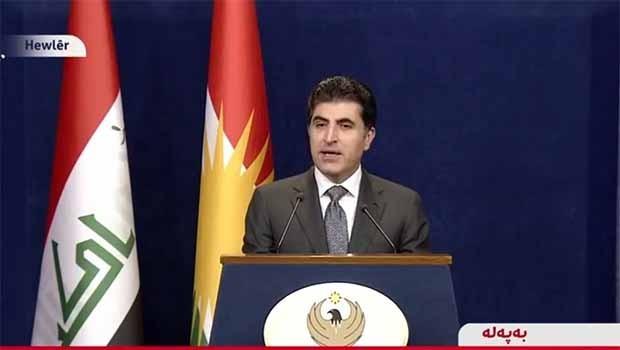 Başbakan Barzani'den Bakanlar Kurulu sonrası açıklama
