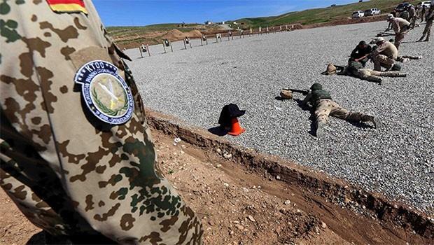 Bağdat'tan Almanya'ya: Irak'taki Askeri gücünüzü artırın!